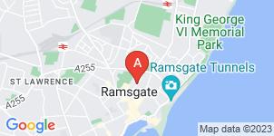 Google static map for Maskell & Uden Funeral Directors, Ramsgate