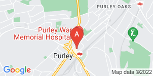 Google static map for Rowland Brothers Purley