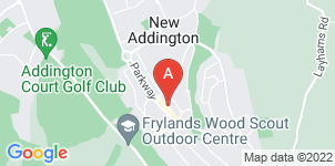 Google static map for Rowland Brothers New Addington