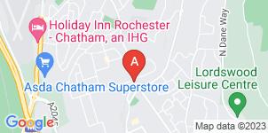 Google static map for Medway Funeral Directors Ltd, Walderslade