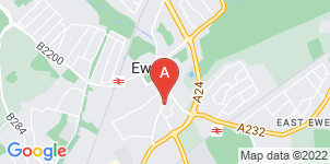 Google static map for Alan Greenwood & Sons Ewell Village