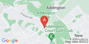 Google static map for Rouse & Co. Independent Funeral Directors