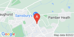 Google static map for Ash Brook Independent Funeral Directors