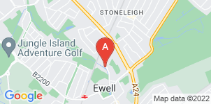Google static map for A & E Longhurst