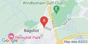 Google static map for Alan Greenwood & Sons Bagshot
