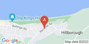 Google static map for Beltinge & District Funeral Service Ltd