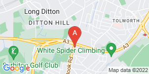 Google static map for Andrew Holmes & Son