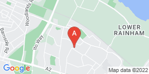 Google static map for T. Allen Funeral Service, Gillingham