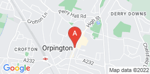 Google static map for Valentine & Turner Funeral Directors Ltd
