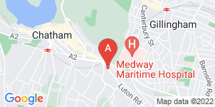 Google static map for A H Apps Funeral Directors, Chatham