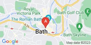 Google static map for E Hooper & Son Funeral Directors
