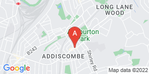 Google static map for A & J Morriss & Sons