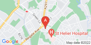 Google static map for Alfred Smith, Wrythe Lane