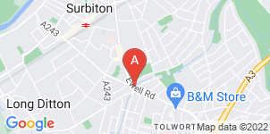 Google static map for Alan Greenwood & Sons Surbiton