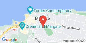Google static map for Gore Brothers Ltd, Margate