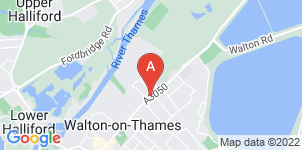Google static map for Alan Greenwood & Sons Walton on Thames