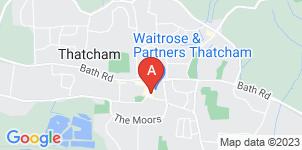 Google static map for A.B Walker & Son Ltd, Thatcham