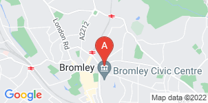Google static map for Mears Family Funerals Bromley Branch