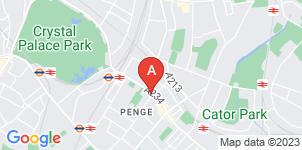Google static map for Albert Parr & Sons