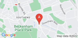 Google static map for Francis Chappell & Sons Funeral Directors, Downham
