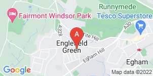 Google static map for F Harrison & Son Funeral Directors