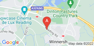 Google static map for Miles & Daughters, Wokingham
