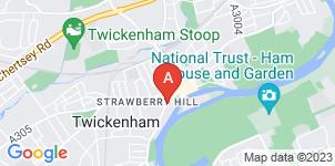 Google static map for Lodge Bros (Funerals) Ltd, Twickenham