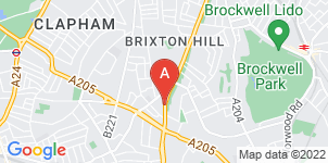 Google static map for Evershed Brothers Incorporating Stanley Clare Brixton