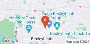 Google static map for Francis Chappell & Sons Funeral Directors, Bexleyheath