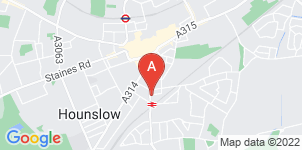 Google static map for Andrew Holmes & Son, Hounslow