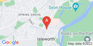 Google static map for Frederick W Paine Funeral Directors, Isleworth