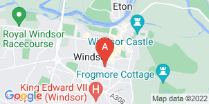 Google static map for F G Pymm & Son Funeral Directors, Windsor