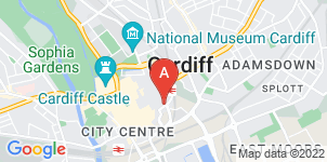 Google static map for Funeral Director in Llandiloes