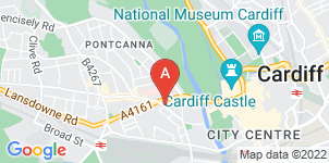 Google static map for A J Stone & W Ham Funeral Directors