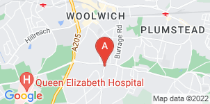 Google static map for Tender Touch, Plumstead