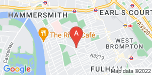 Google static map for Barry & Murray, Fulham