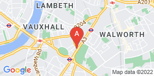 Google static map for Ashton Funeral Directors, Kennington