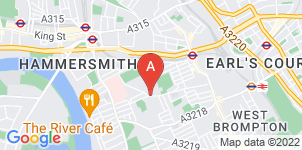 Google static map for Agincourt Independent Funeral Directors, Hammersmith