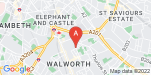 Google static map for F.A. Albin Walworth