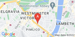 Google static map for Chelsea Funeral Directors, Westminster