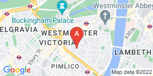 Google static map for J H Kenyon Funeral Directors, Westminster