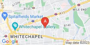 Google static map for A & C Tadman, Stepney