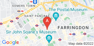 Google static map for A France & Son, Holborn