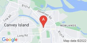 Google static map for A W Alden & Son, Canvey Island
