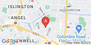 Google static map for Floyd & Son Funeral Directors Ltd, Islington