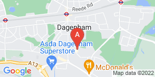 Google static map for A.G Butler & Son Ltd, Dagenham Broad Street