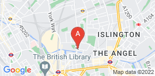 Google static map for A. France & Son (with James Ayton)
