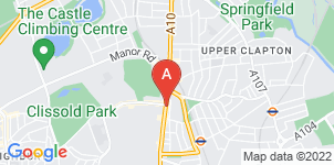 Google static map for African Caribbean Funeral Services, High Street