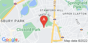 Google static map for African Caribbean Funeral Services, Church Street