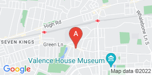 Google static map for A.G Butler & Son Ltd, Dagenham Green Lane